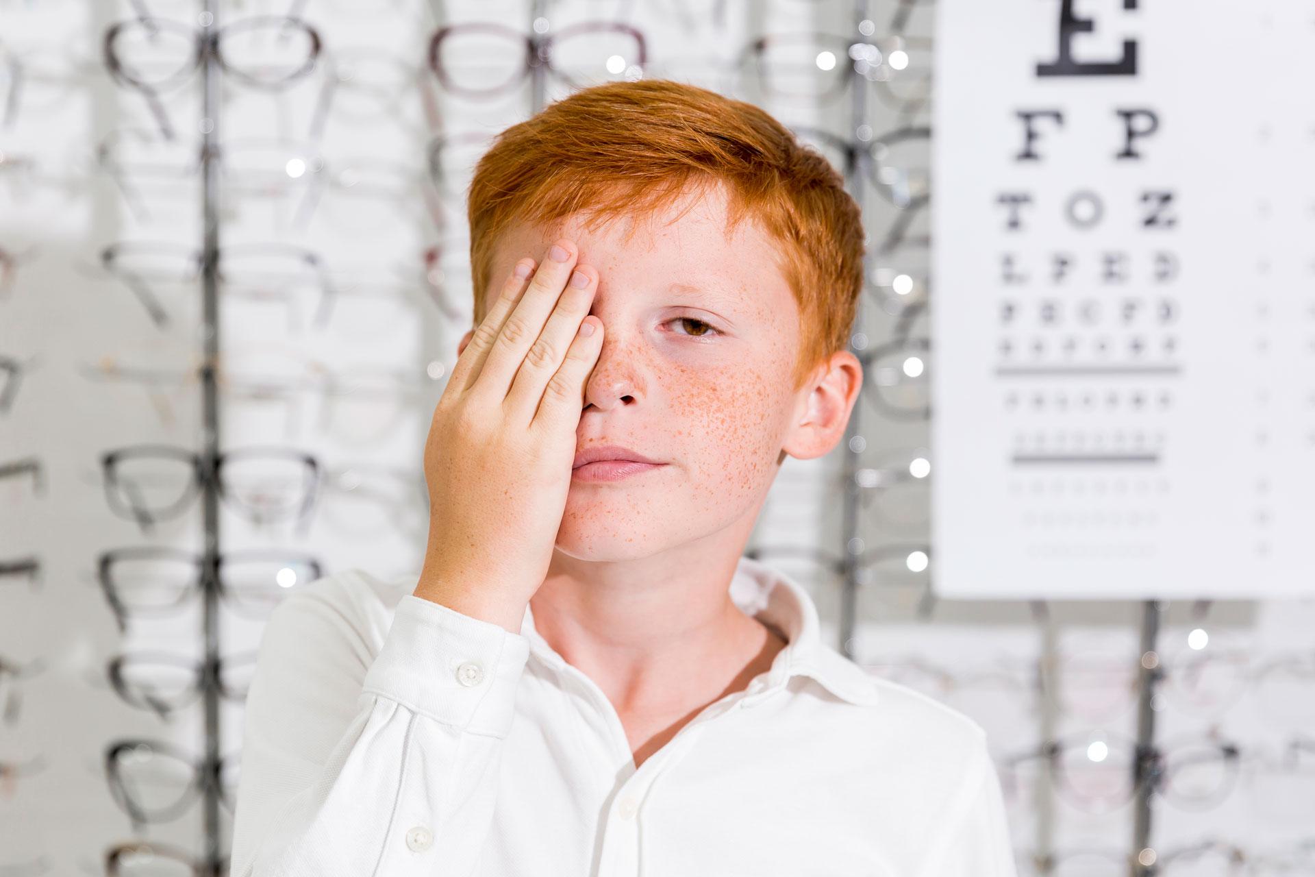 -30% na oftalmološki pregled za djecu